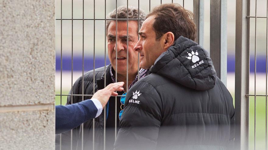 Ortiz espera al plan económico de Freixa, que hoy estará en Alicante