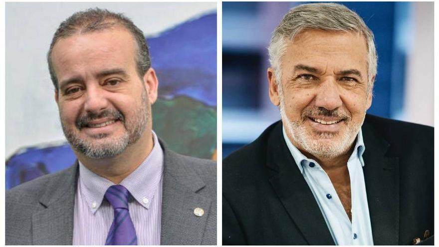 Robaina y Serra se disputarán el puesto de rector de la ULPGC