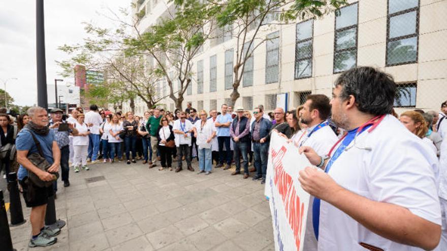 El sindicato de médicos se desmarca de la huelga sanitaria