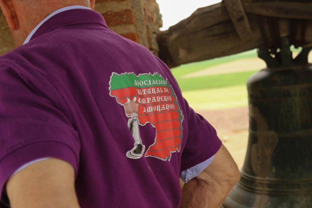 Repique de campanas en Otero de Sariegos