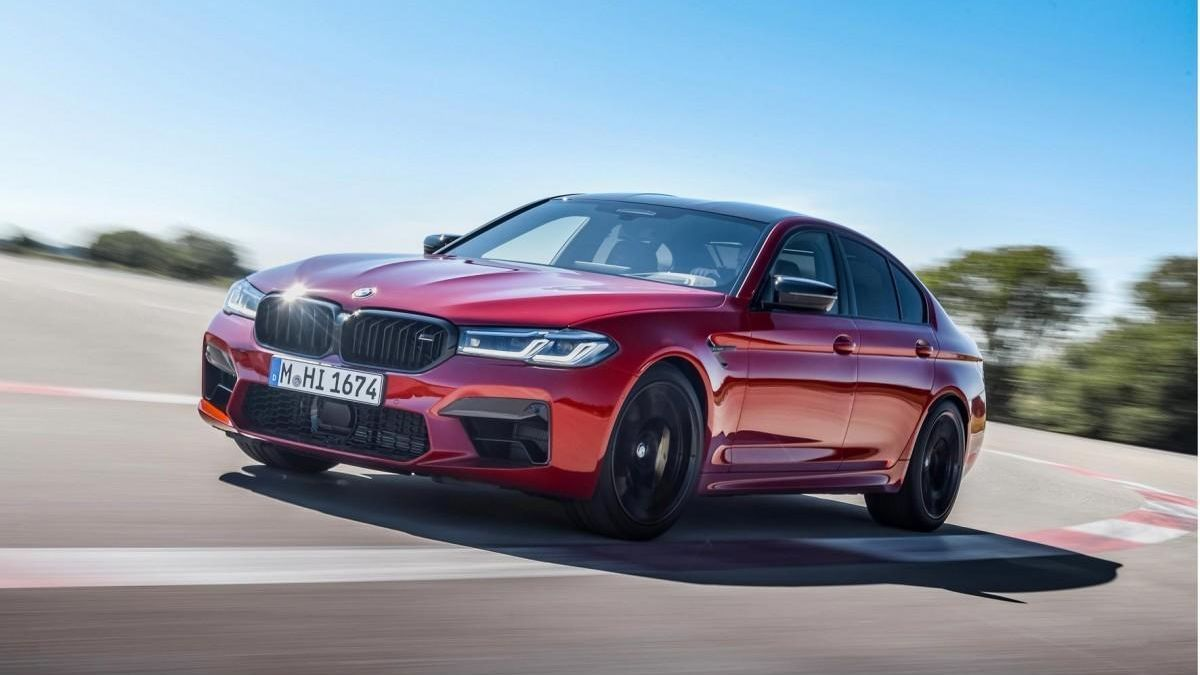 BMW M5 y M5 Competition; renovación estética y tecnológica