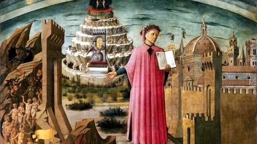 Reencuentro con Dante
