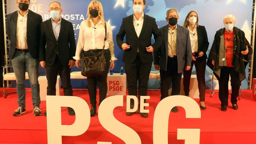 El PSdeG tiene fecha para las primarias y el congreso que decidirán su liderazgo