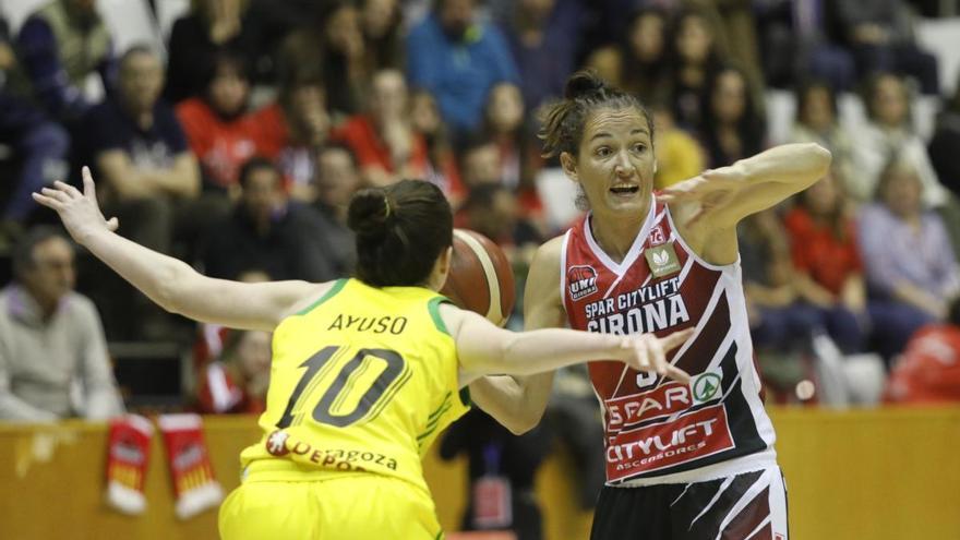 Laia Palau seguirà a l'Spar Citylift Girona la temporada que ve