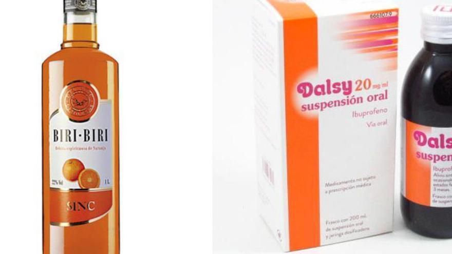 «Biri,biri», la beguda alcohòlica amb gust a Dalsy