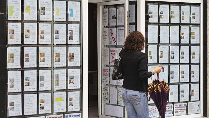 Galicia es la comunidad en la que más crece la deuda de los inquilinos morosos con un 15%