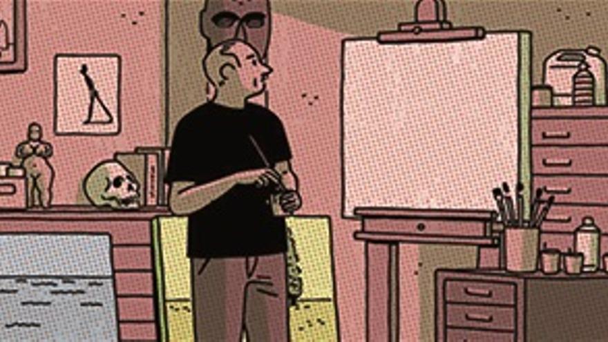 """El dibujado"" regresa a la patria"
