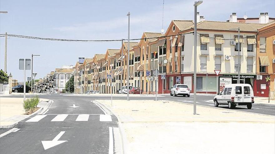 El Pleno aprueba el desarrollo urbanístico de los terrenos de la avenida de Málaga