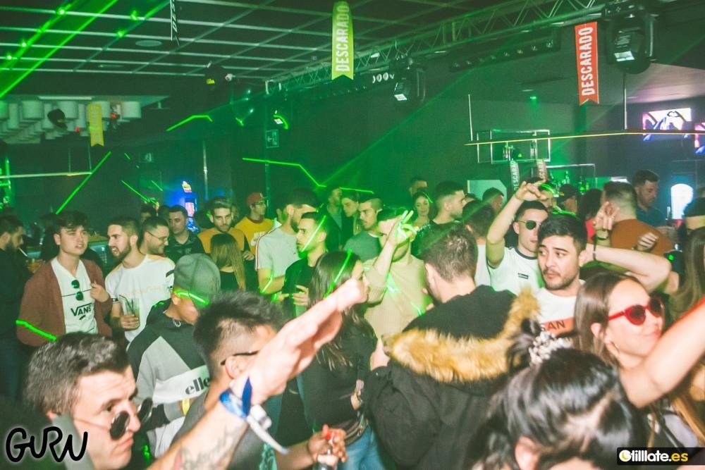 ¡Búscate en la noche murciana! Guru Dance Club (21/02/2020)