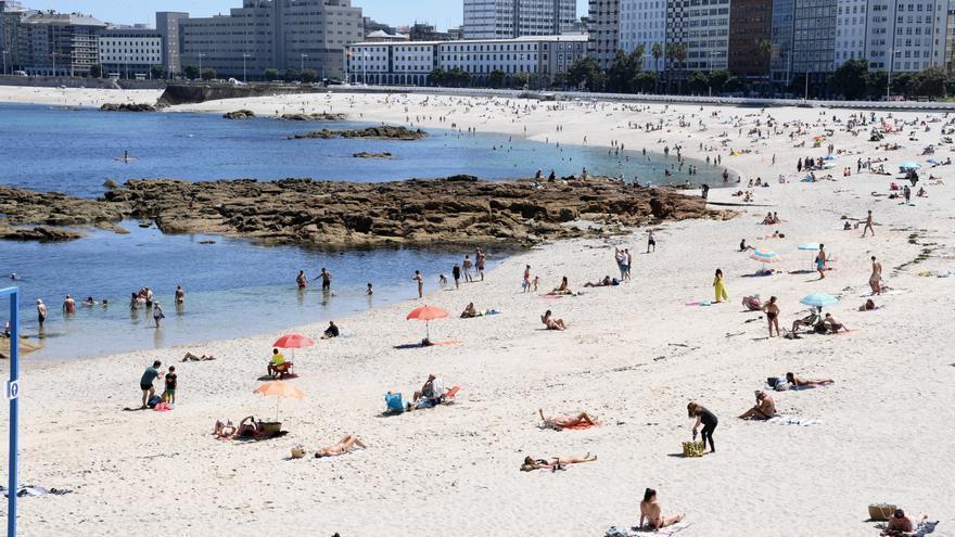 Empieza el verano, pero ¿cuándo llega el calor a Galicia?