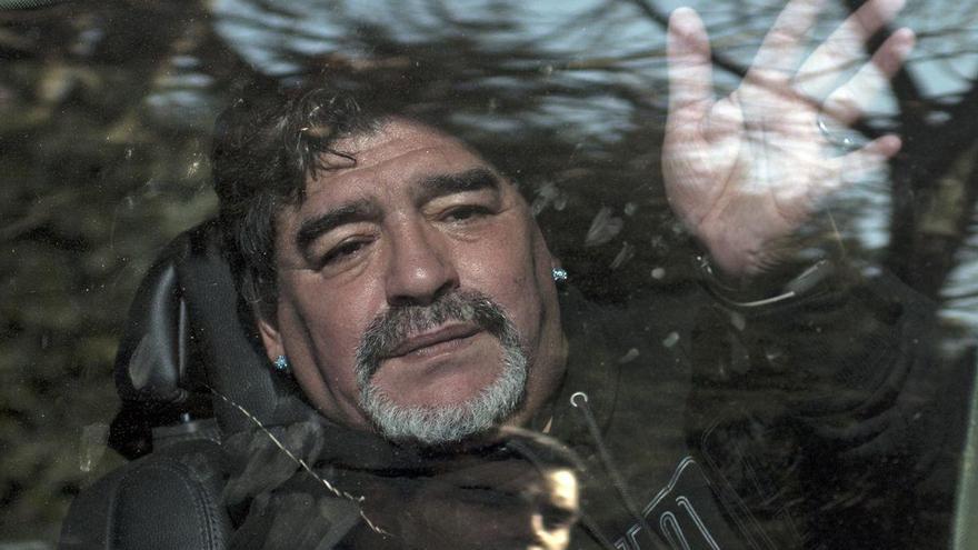 'Caso Maradona', una película de suspense