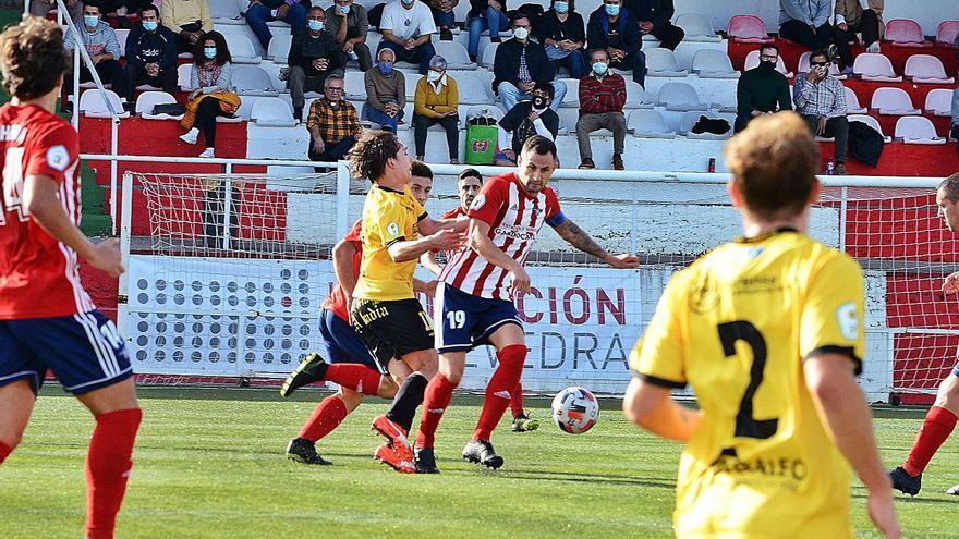"""Otero: """"El equipo va en la buena línea y somos ambiciosos"""""""