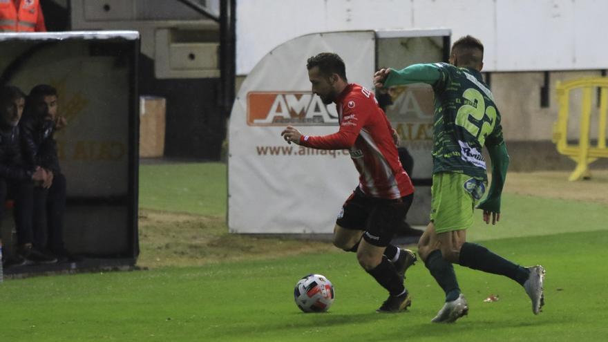 Aplazado de forma oficial el Guijuelo - Zamora CF