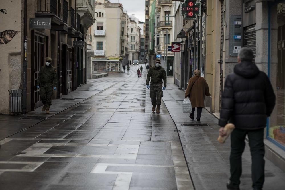 Las imágenes del Ejército de Tierra en Zamora