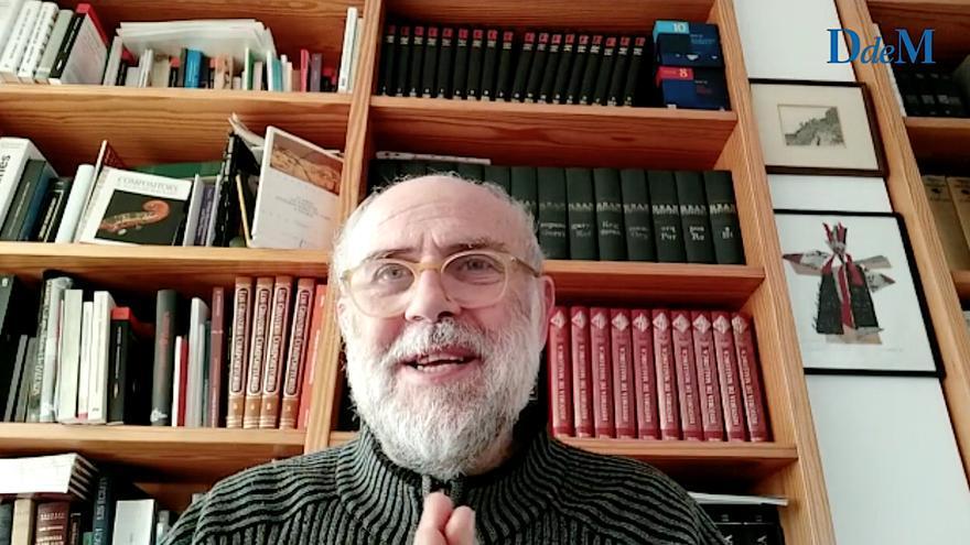 Pere Estelrich avanza los contenidos del suplemento Bellver