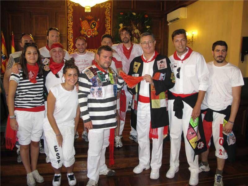 Fiestas del Ángel de Teruel 2015