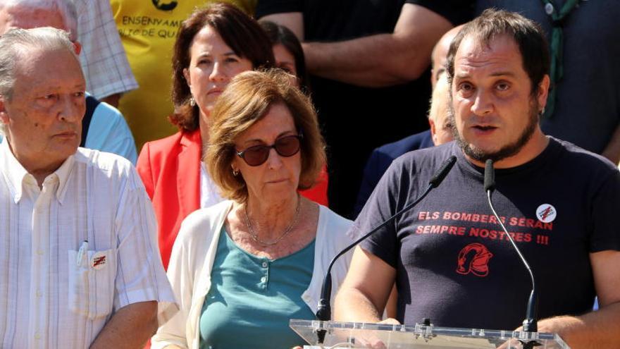 L'independentisme fa una crida a respondre «massivament» a la sentència