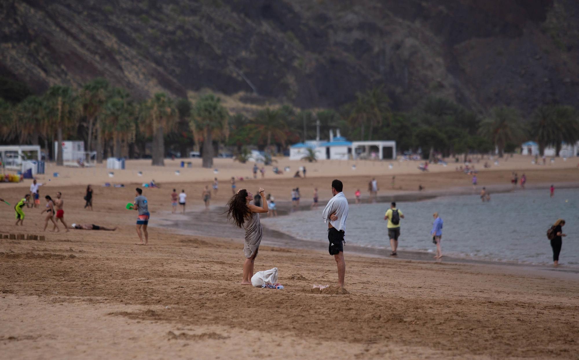 Cierre de parques y playas
