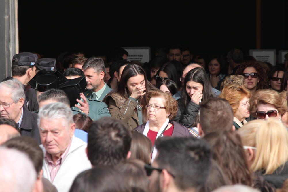 Funeral por las víctimas del accidente en Torre Pacheco