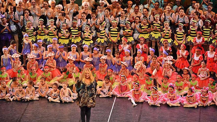 Julieta Soler celebra el 30è festival com un agraïment als alumnes