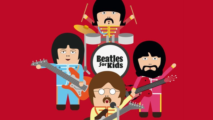 10 euros de descompte per entrada per escoltar a 'Beatles for kids'