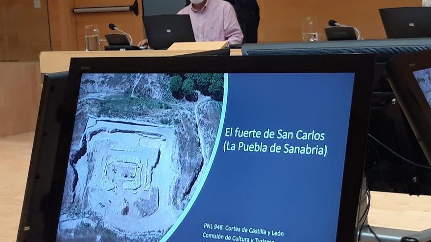 La Junta y el Ayuntamiento de Puebla de Sanabria recuperarán el fuerte San Carlos