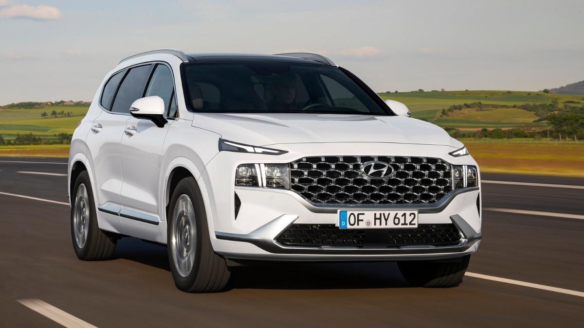 Vídeo: Probamos el nuevo Hyundai Santa Fe 2021