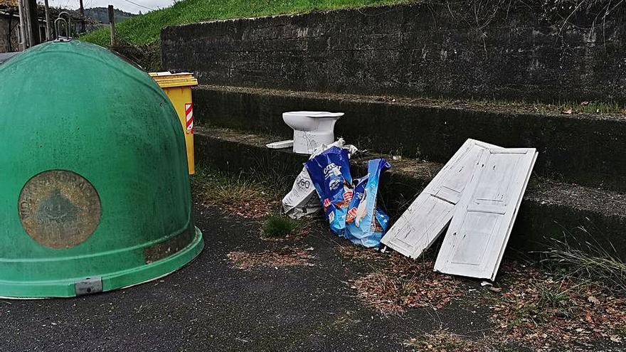 Contigo Silleda propone medidas para el reciclaje