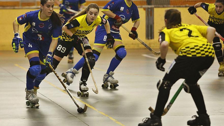 Los clubes asturianos de hockey sobre patines, favorables a la creación de las nuevas categorías
