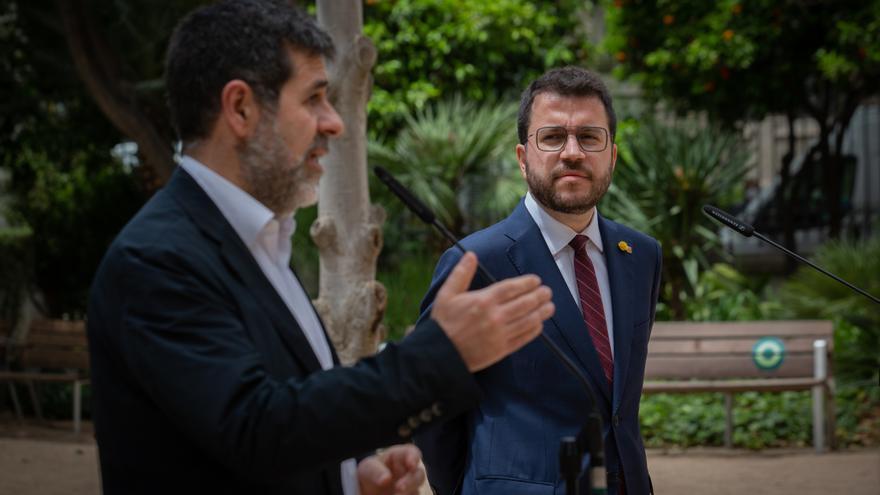ERC y Junts acuerdan un gobierno con siete consellerías para cada uno