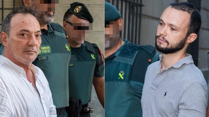 El gerente de Magrudis y su hijo seguirán en prisión