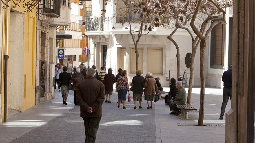 La población se estanca en las tres comarcas con descensos en 38 de los 62 municipios