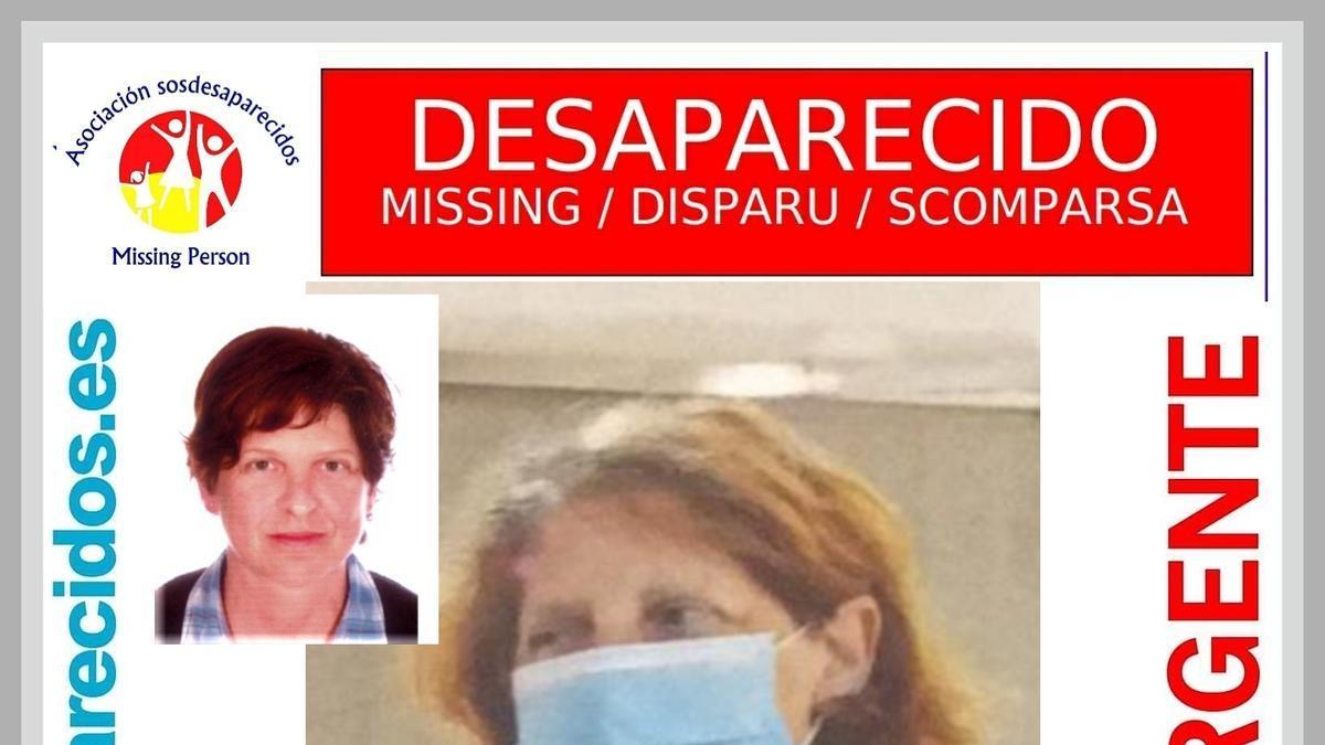 Desaparecidos en Mallorca: Buscan a una mujer de 64 años desaparecida en Palma