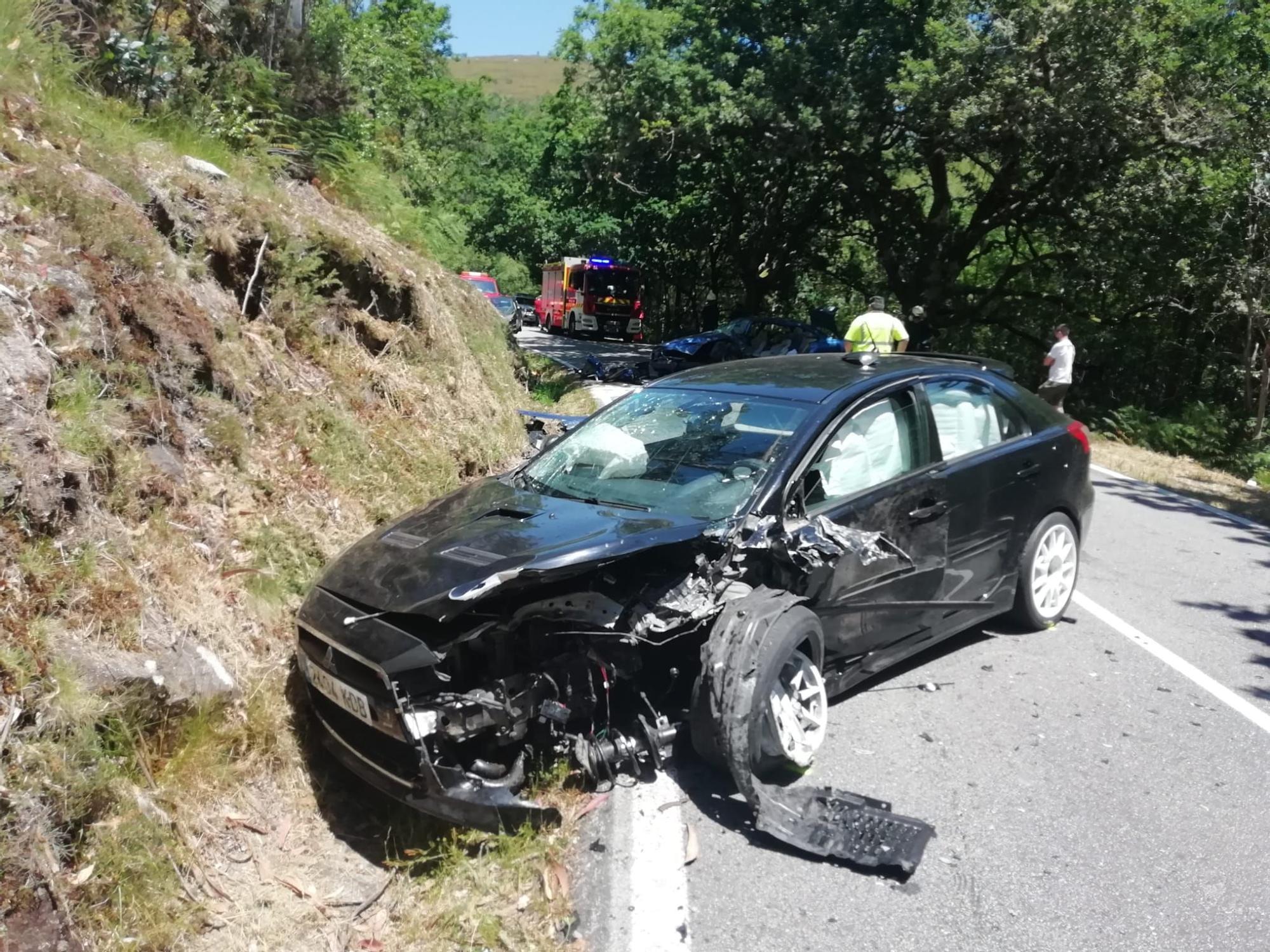 Muerte el piloto Víctor Magariños tras un choque en los entrenamientos del Rally de Pontevedra