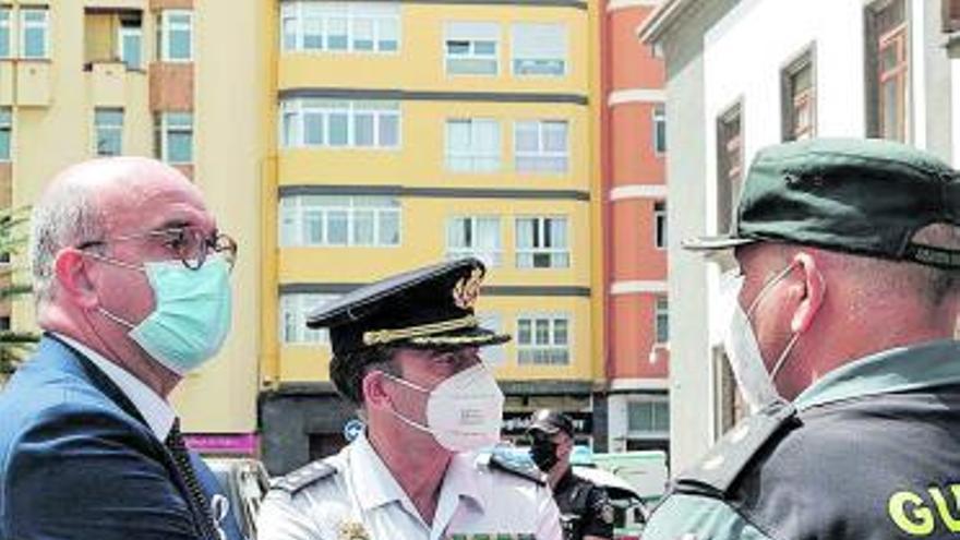 Pestana llama a la prudencia para no generar «más dolor» a las familias de las víctimas