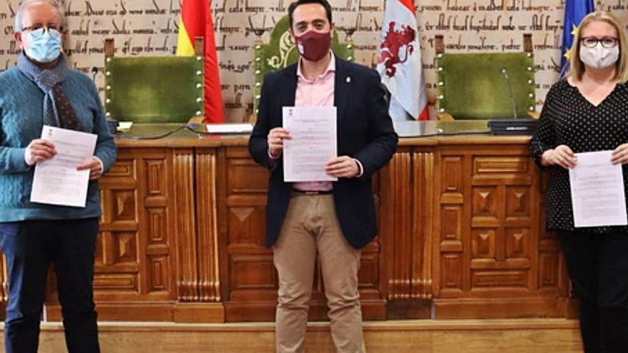 El Ayuntamiento de Benavente renueva con Ledo del Pozo el convenio, por 5.500 euros