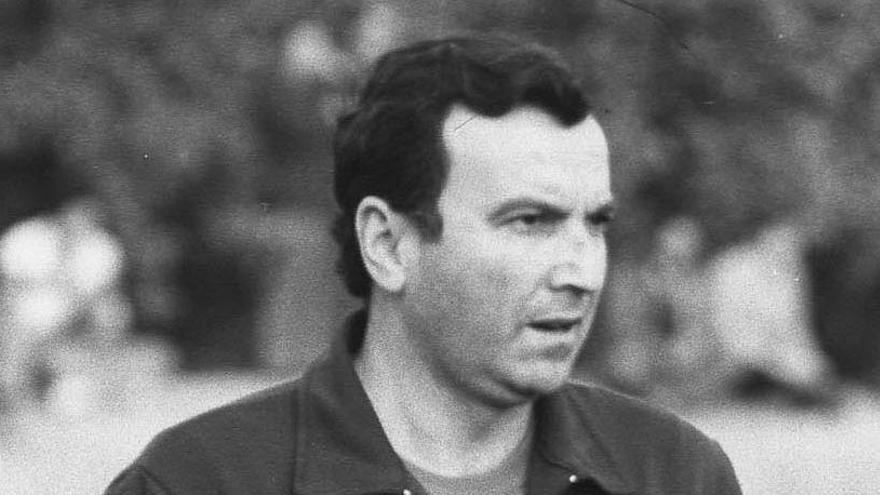 Muere Koldo Aguirre, el entrenador que evitó el descenso del VCF en 1983