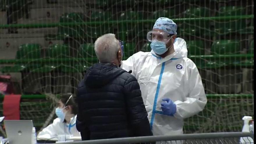 Nuevo récord de contagios con 93.822 casos en España durante el fin de semana