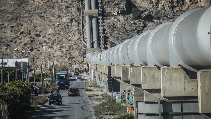 El PSPV se planta ante el Gobierno y presenta mociones en la Vega Baja contra el recorte del Tajo-Segura