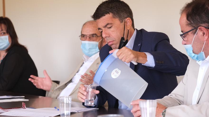 La Mesa Provincial del Agua insta a la unidad política frente al recorte del trasvase Tajo-Segura