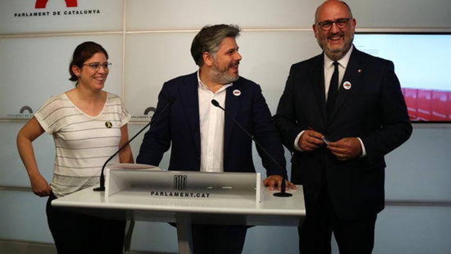 JxCat reclama de nou a Sánchez que insti la Fiscalia a retirar les causes contra els «presos polítics»