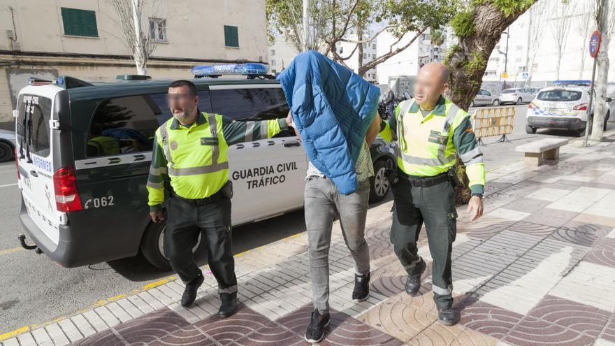 En libertad el conductor borracho y drogado que mató a un ciclista en Ibiza
