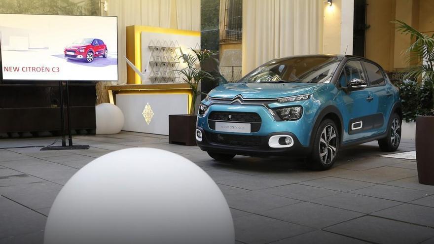 Primera toma de contacto con el nuevo Citroën C3