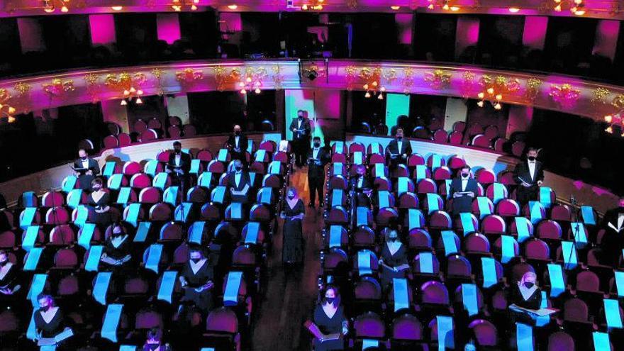Exoneran a personal del Teatre Principal de Palma del desfase económico