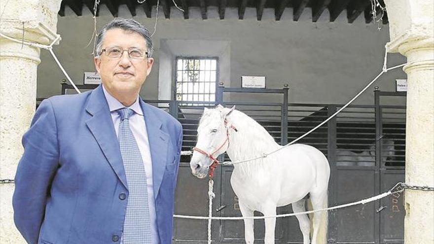 «Córdoba Ecuestre tiene su eje vertebral en Caballerizas»
