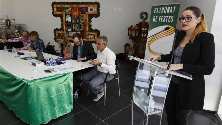 Fiestas convoca la asamblea para elegir nuevo presidente de la junta