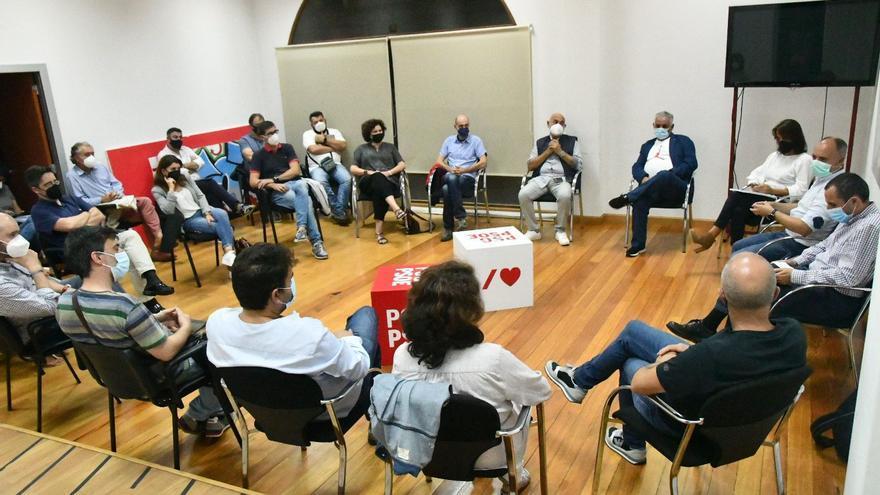 El PSOE provincial prepara las elecciones municipales de 2023