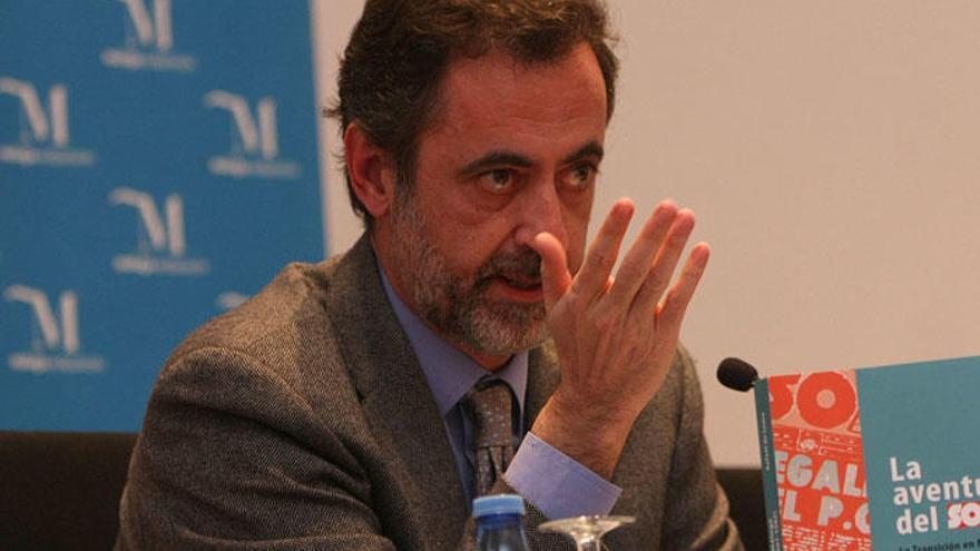 José María de Loma, premio Ateneo de Málaga