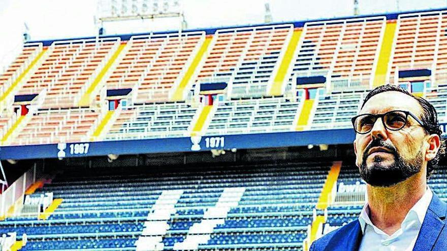 Lo que quiere Bordalás para su Valencia CF