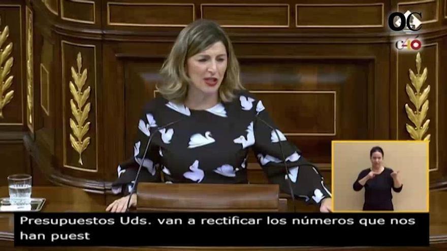 Cuatro diputados de En Marea rompen la disciplina y apoyan los presupuestos